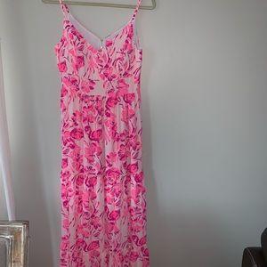 lilly pulitzer maxi dress NWOT